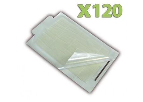 x120 Pièges collants pour Souris