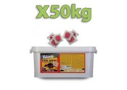 50kg en sachet x10g, Pâte VULCANO