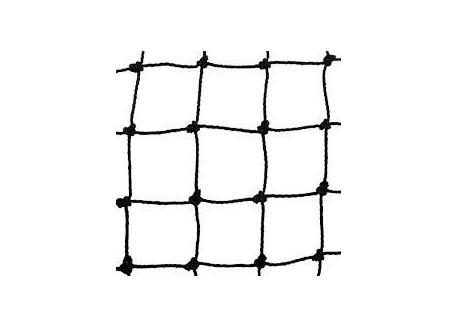 1x10m Filet Noir polyéthylène