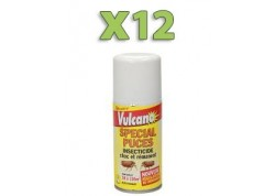x12 Fumigènes spécial anti puces et punaise de lit!