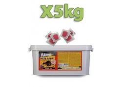 5kg en sachet x10g, Pâte VULCANO