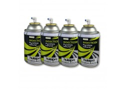4 recharges pyrèthre naturel 250ml, anti mouches puissant
