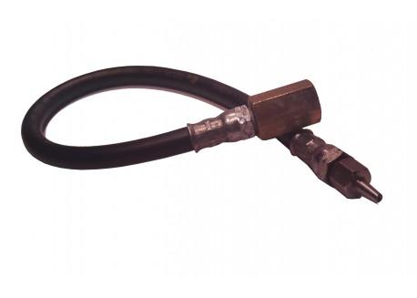 Canne d'injection traitement bois, embout flexible
