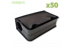 x50 Postes d'Appatages Souris PVC
