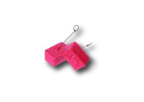 x1kg Raticide blocs égouts avec crochet de fixation!