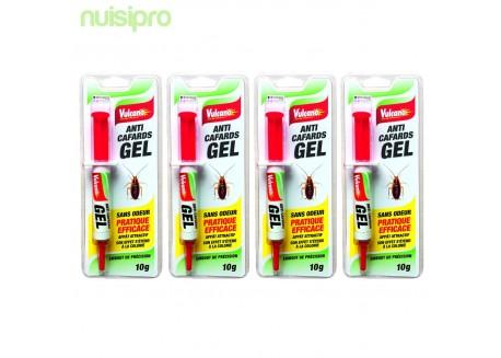 4 Gels DIGRAIN anti cafards puissant,équivalent GOLIATH et MAGNUM