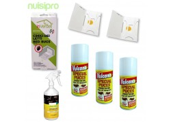 Kit complet traitement anti punaise de lit,