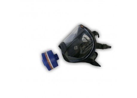 Masque intégral respiratoire professionnel